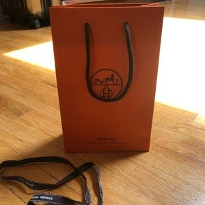 Hermes Shopping Bag